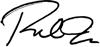 Robin John signature